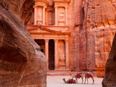 14 Petra - The JordanTourism Board
