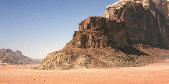 Wadi Rum - The JordanTourism Board