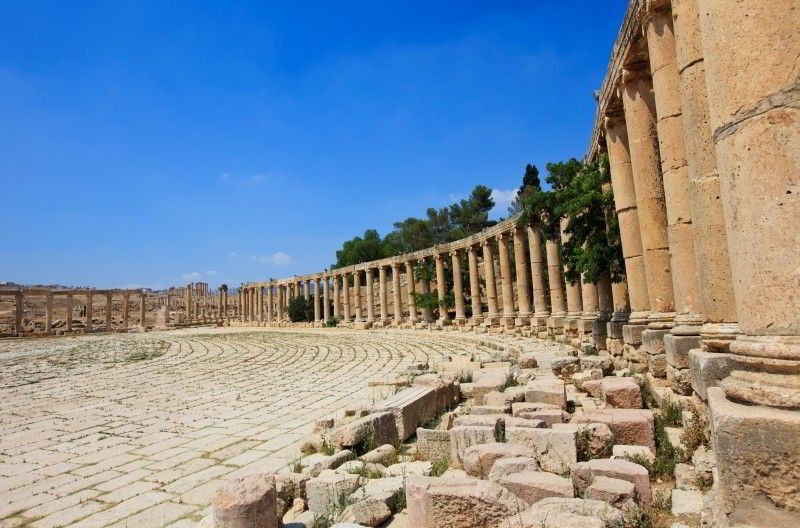 02 Jerash - The JordanTourism Board